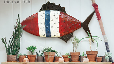 Iron Fish Art Gallery